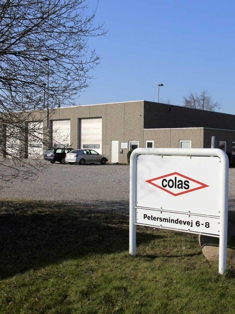 Colas-Active-Sealing