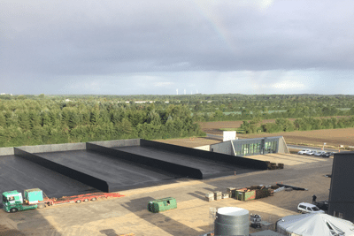 NGF Månsson Biogasanlæg