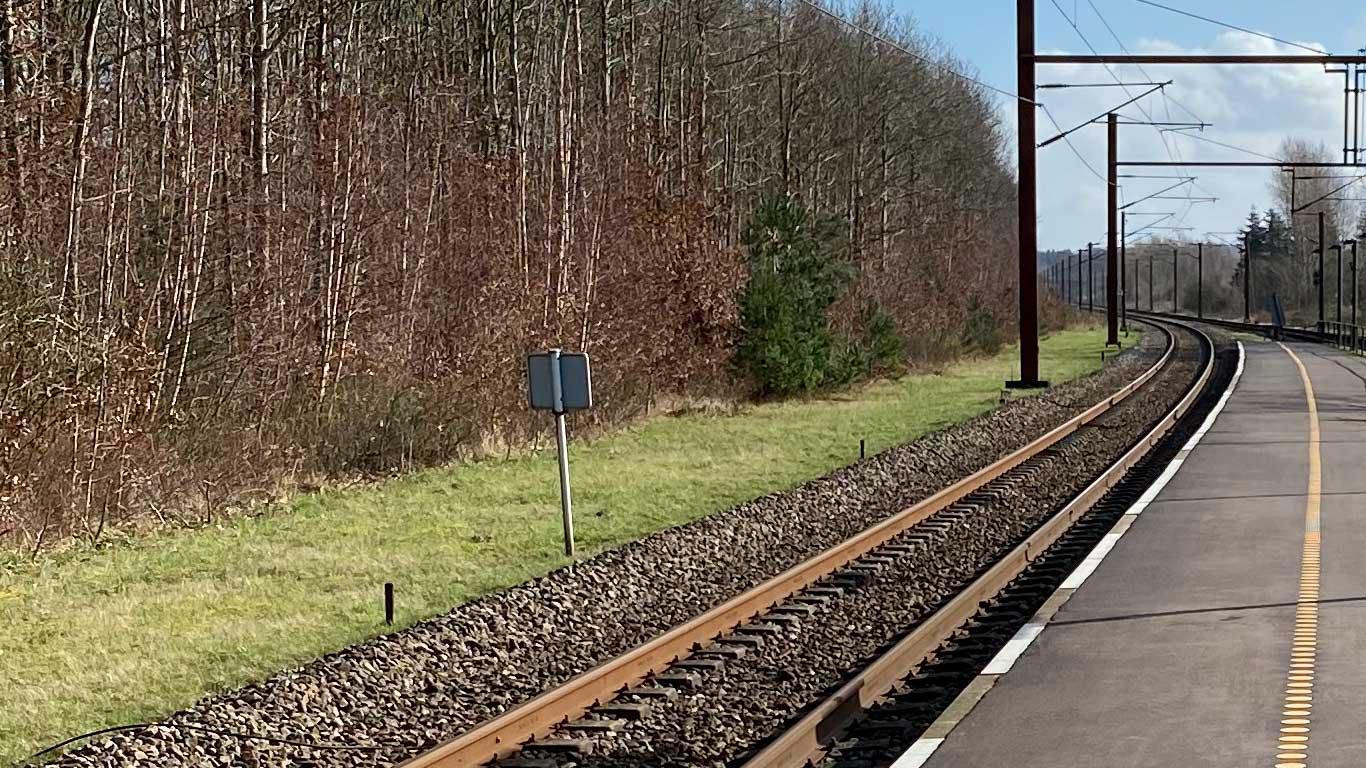 Skalbjerg-Station-SoMe-Colas-asfalt-på-jernbanen